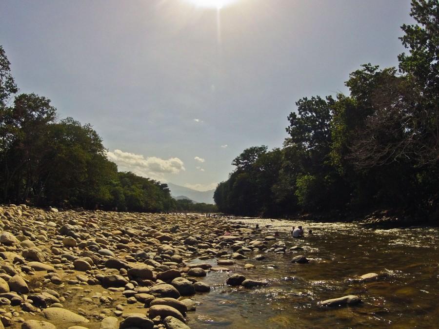 Guatapurí river