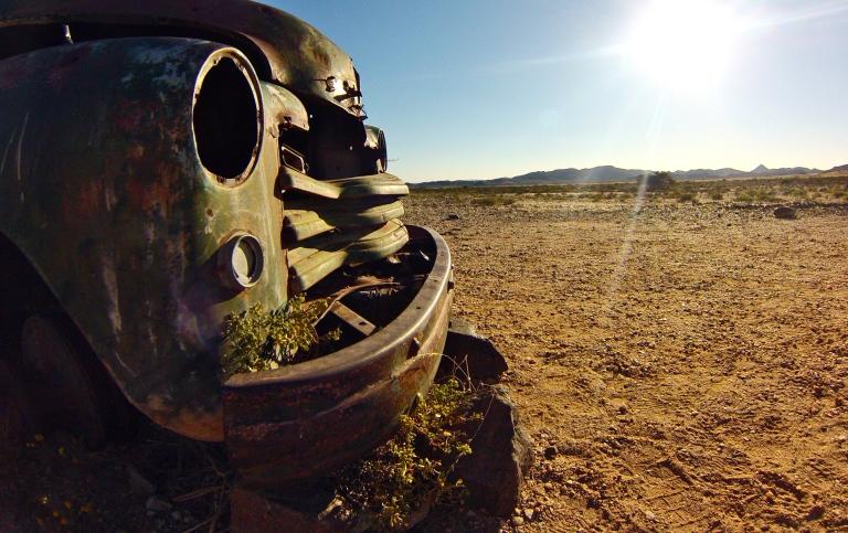 Truck - Namibia