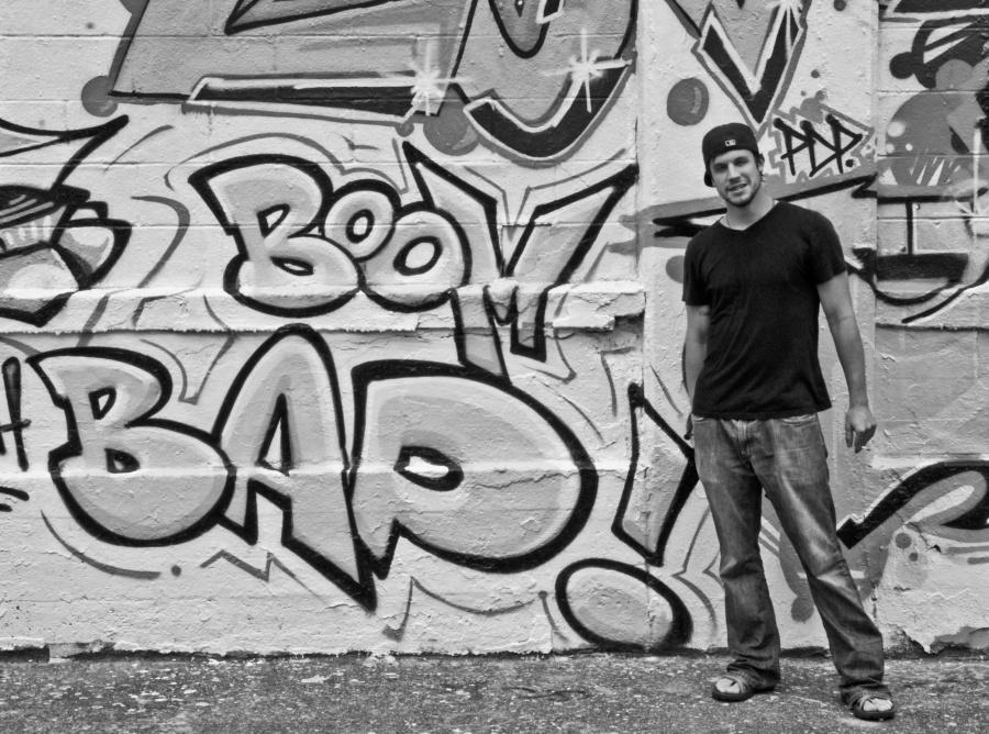 boom bap bw